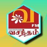 Listen to Vasantham FM at Online Tamil Radios